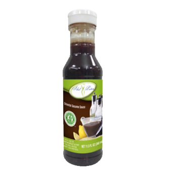 Oriental Sesame Sauce